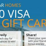 Kargar Homes $50 Visa Gift Card Giveaway
