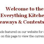 Le Creuset Celebrate The Holidays Giveaway