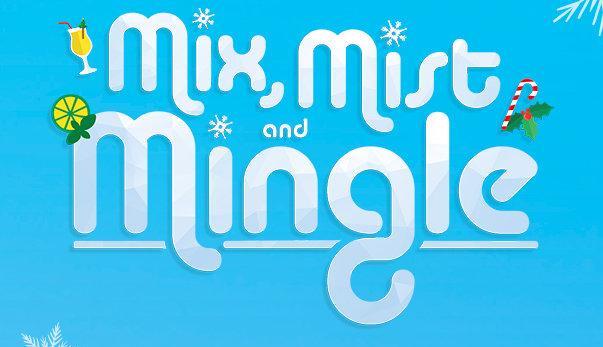 Mix, Mist, And Mingle Ultimate Mingle Contest