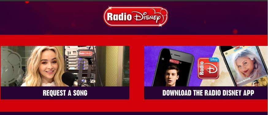 Radio Disney Next Big Trip With NBT Sweepstakes – Win Trip Prize