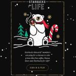 Starbucks for Life 2018 Holiday Edition Instant Win Game
