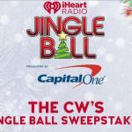 The CW's Jingle Ball Flyaway Sweepstakes