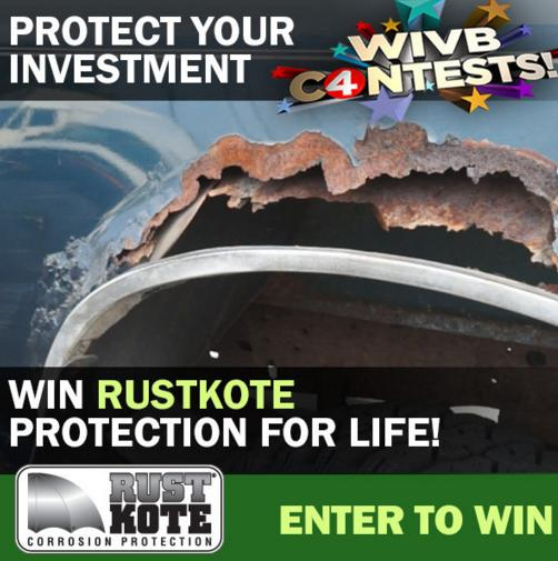 WIVB RustKote For Life Sweepstakes