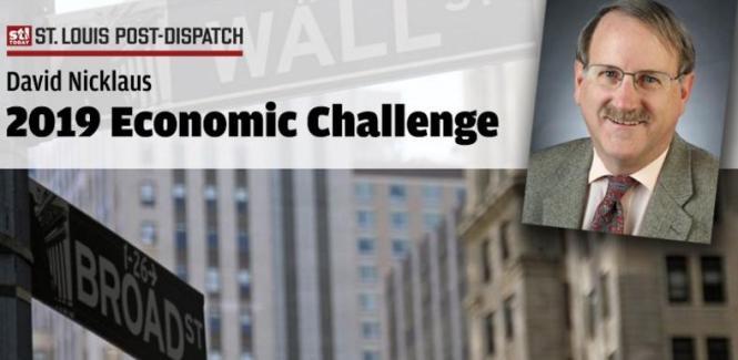 David Nicklaus 2019 Economic Challenge