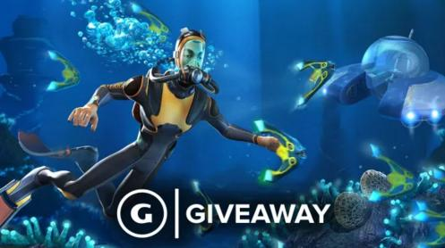 Free PS4 And Xbox One Codes For Subnautica Giveaway
