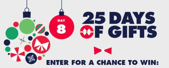 Freeform 25 Days Of Gifts Sweepstakes