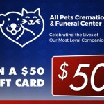 All Pets Holiday Contest - Win A $50 Visa Gift Card
