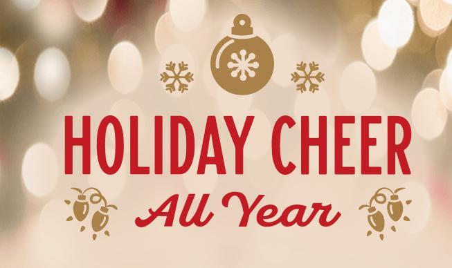 The 2018 Hallmark Holiday Cheer All Year Sweepstakes