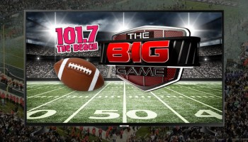 101 7 The Beach BIG Screen TV Giveaway - Win A New Samsung