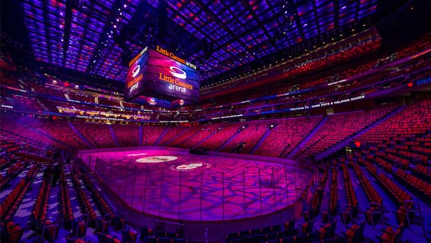 Detroit Red Wings Tickets Contest – Win Four Tickets
