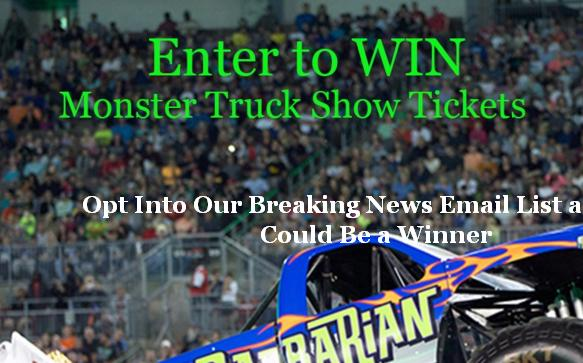 NewsCenter1 Monster Truck Ticket Giveaway – Win 5 Monster Truck Tickets
