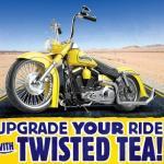 Twisted Tea Bike Upgrade Sweepstakes