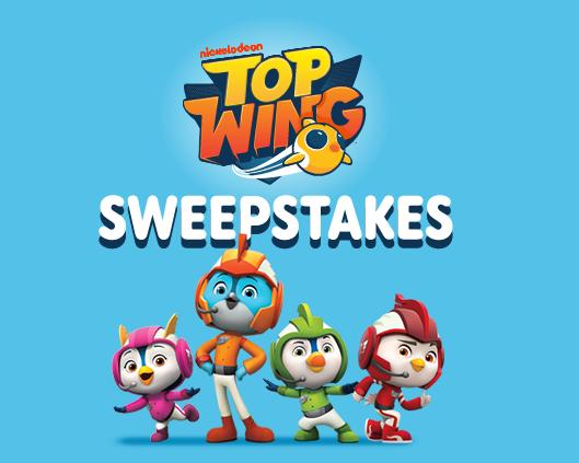 Viacom 2019 Top Wing CRM Sweepstakes – Win A Top Wing Prize Pack