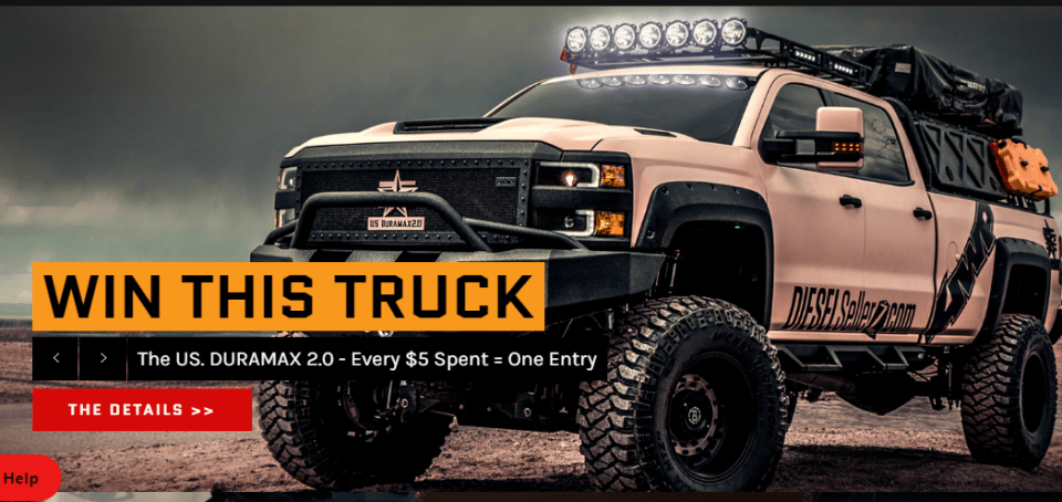 Diesel Brothers Giveaway 2017 >> Diesel Brothers Duramax Giveaway Stand To Win A Trip To