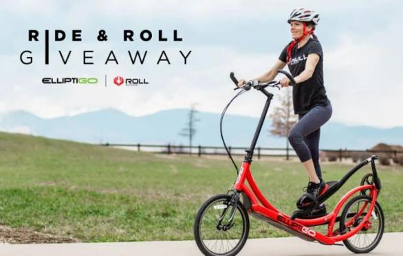 Ride & ROLL Sweepstakes