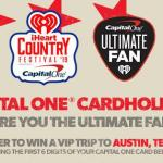 iHeartCountry Festival Sweepstakes