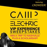 Camp Electric VIP Experience Sweepstakes