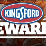 Kingsford Rewards Sweepstakes