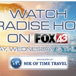 Paradise Hotel Watch And Win Contest