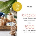 Williams Sonoma Home Makeover Sweepstakes