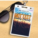 99.5 WGAR Summers Hottest Country Concerts Sweepstakes