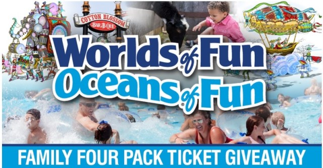 KSN Worlds Of Fun Ticket Giveaway - Enter To Win Tickets - ContestBig