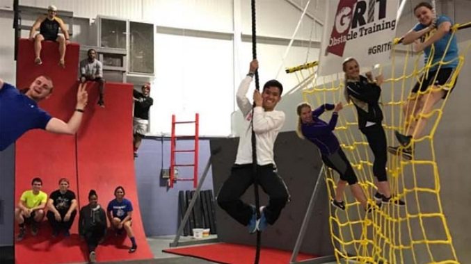 GRIT Obstacle Training Gift Certificates Contest – Win Gift Certificate