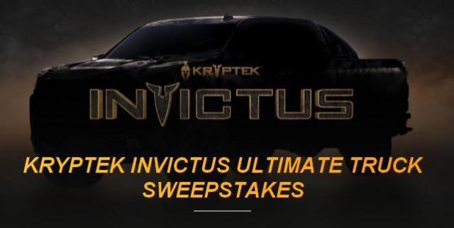 Car Sweepstakes 2019