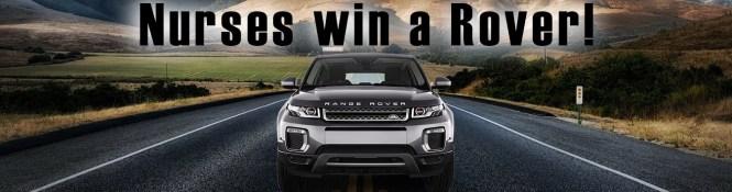 DNA Range Rover Sweepstakes - Enter To Win 2019 Range Rover Evoque