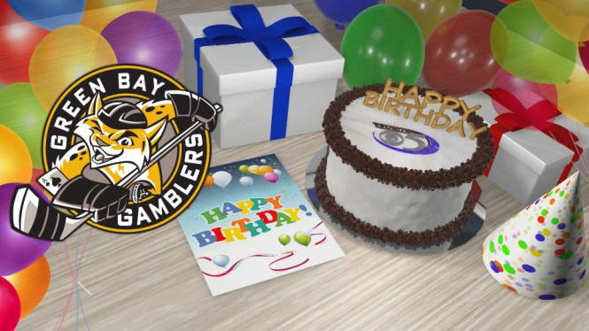 Local 5 Birthday Club GB Gamblers Ticket Giveaway - Stand To Win A Four Pack Of Tickets