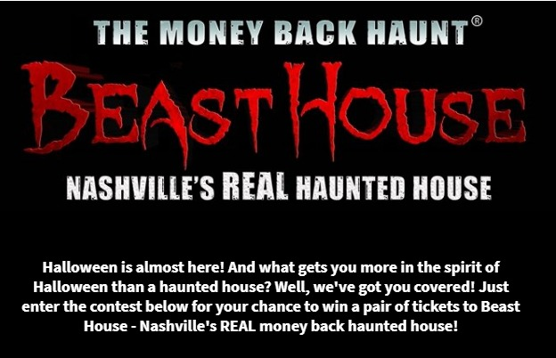 The River Beast House Sweepstakes - Chance To Win A Pair Of Tickets