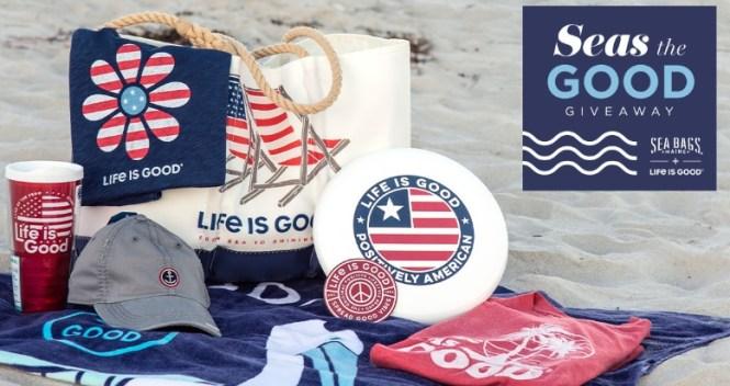 Sea Bags Seas The Good Giveaway
