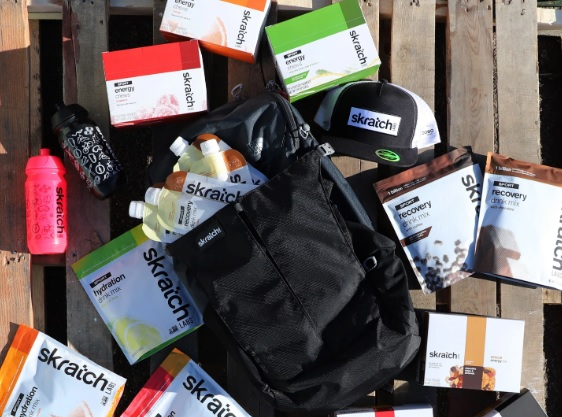 Skratch Labs Skratch For A Year Giveaway