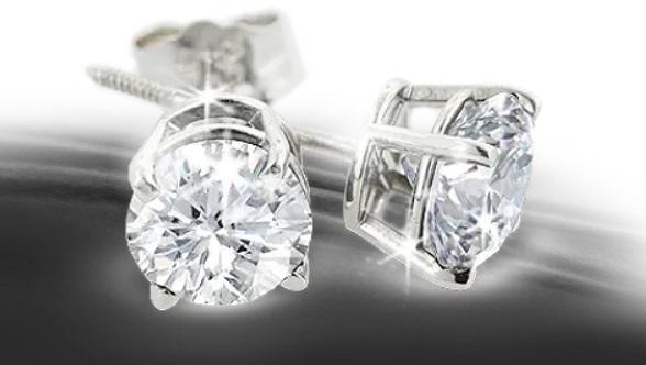 SuperJeweler.com SuperJeweler Diamond Studs Giveaway