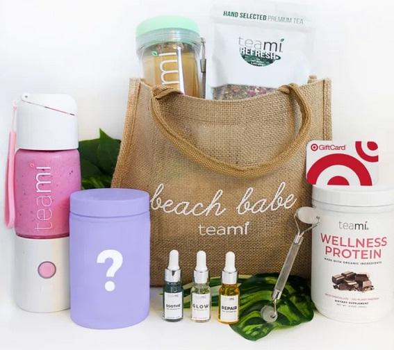 Teami Summer Splash Bundle Giveaway