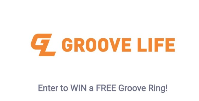 Groove Life Watch Band Giveaway