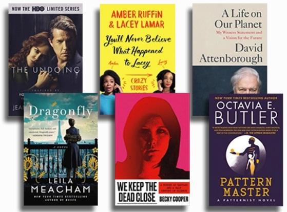 Hachette Book Group GCP Book Club Sweepstakes