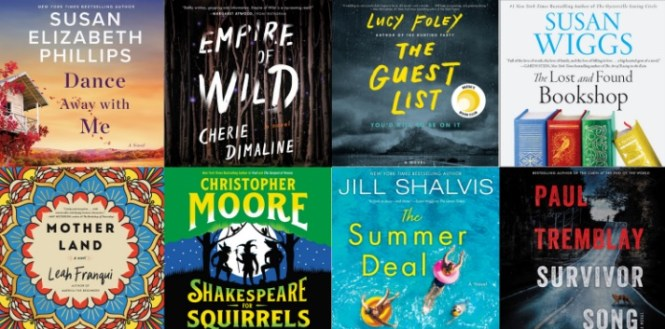 HarperCollins Summer Road Trip Audio Sweepstakes