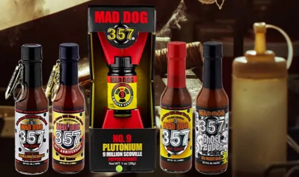 Ashley Food Company Mad Dogs 357 Daily Product Giveaway
