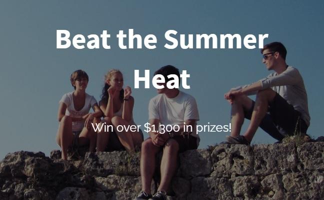 Bean Box Beat The Summer Heat Sweepstakes