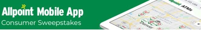 Cardtronics PLC Allpoint Mobile Promotion Sweepstakes