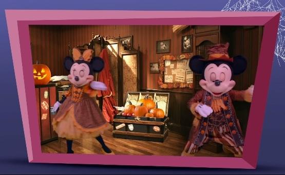 Disney Shopping Disney Store Halloween Dance Party Contest