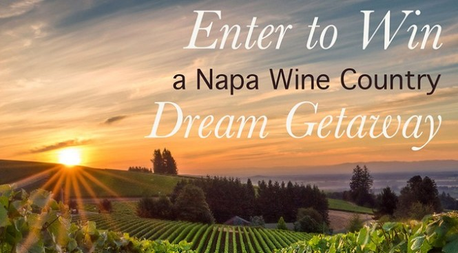 Paso Robles Wineries Trip For 2 Vacation Giveaway Sweepstakes