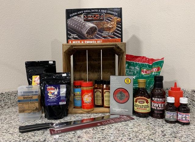 Pinecraft Backyard Barbecue Bundle Giveaway
