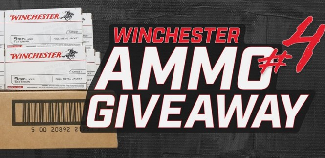 Winchester Ammo Giveaway