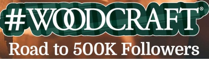 Woodcraft Supply Woodcraft Road To 500K Followers Sweepstakes
