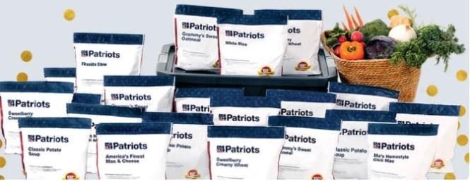 4Patriots 4-Week Kit Giveaway