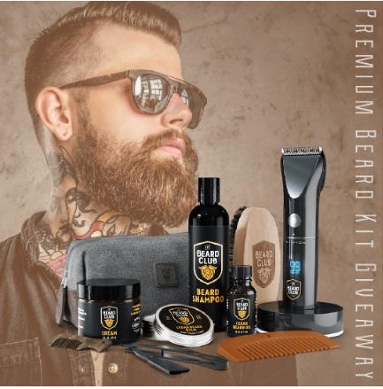 Beards Of Lore Beards Of Lore Precision Beard Kit Giveaway