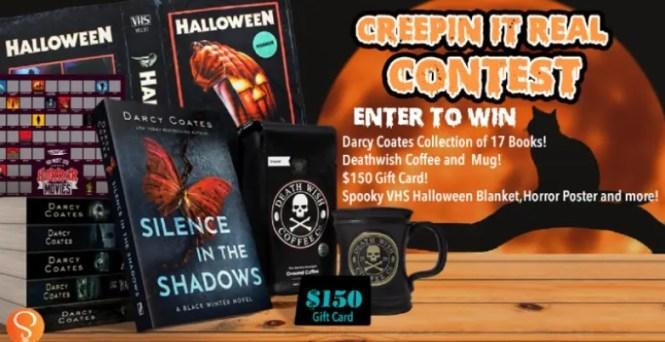 Bookstr Creepin It Real Contest Bookstr Creepin It Real Contest