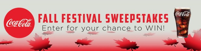 Fall Festival Sweepstakes - Chance To Win Western Sizzlin Prize Pack
